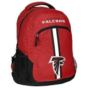 NFL Atlanta Falcons Team Logo Action Backpack